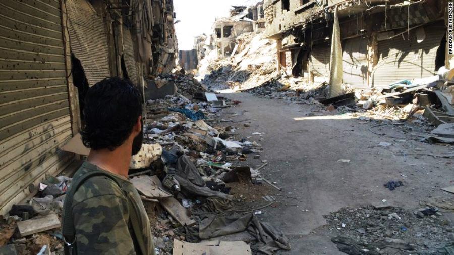 Yarmouk Demascus
