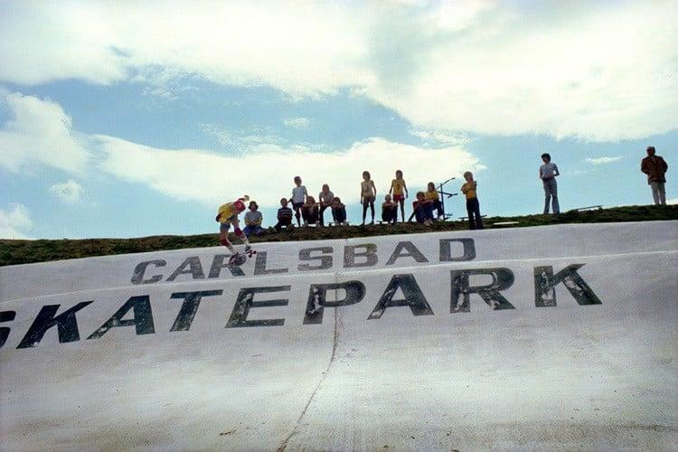 70s Skateboard Culture Carlsbad