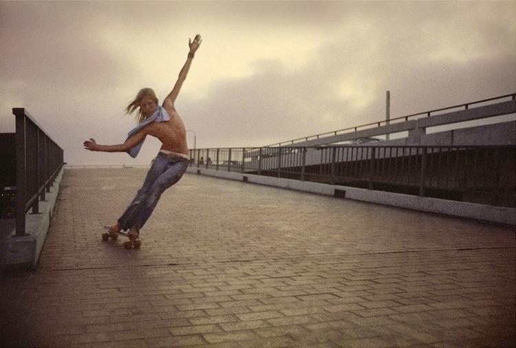 70s Skateboard Culture Flying Bull