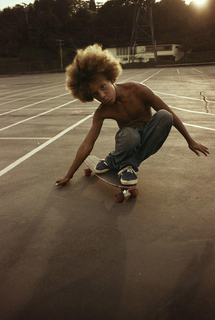 70s Skateboard Culture Solo