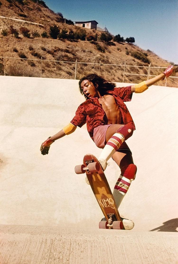 70s Skateboard Culture Viper