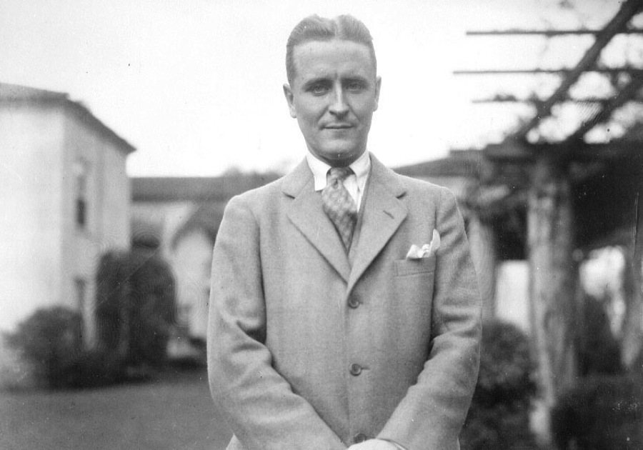 F. Scott Fitzgerald in Paris