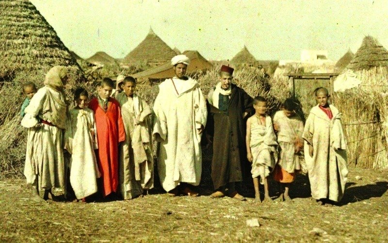 Morocco Autochrome Albert Kahn