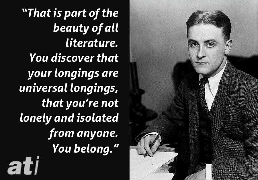 Fitzgerald Beauty Literature You Belong