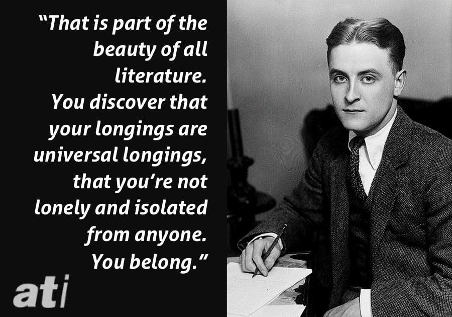 Fitzgerald Beauty Literature You Belong