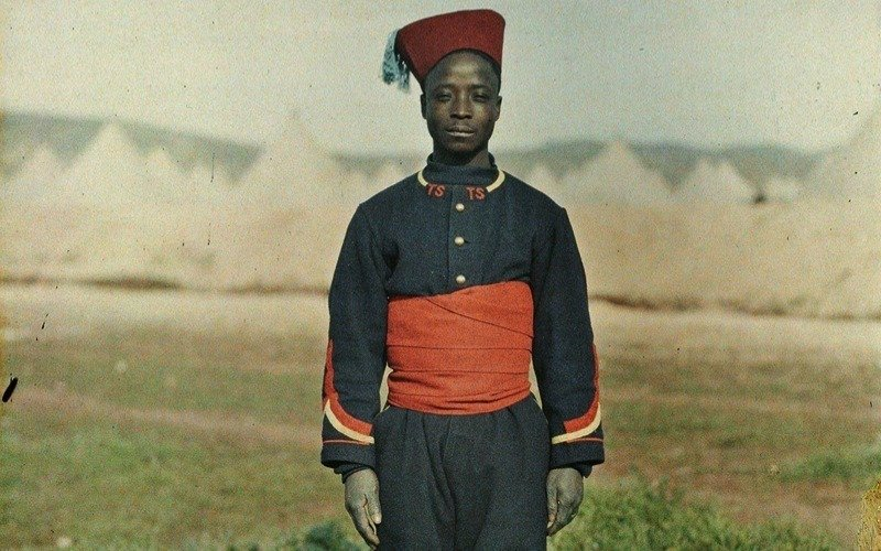 Senegalese Soldier Archives Of Planet