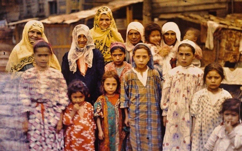 Armenian Women Turkey Stéphane Passet