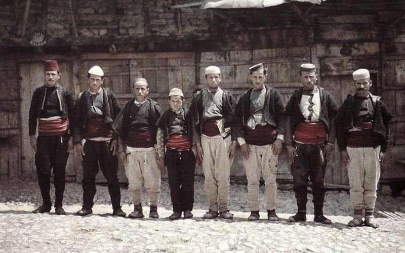 Macedonian Men