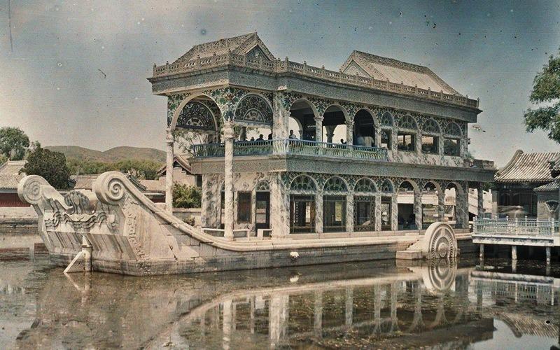 Albert Kahn Photography Beijing China