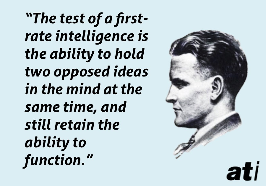 Fitzgerald First-Rate Intelligence