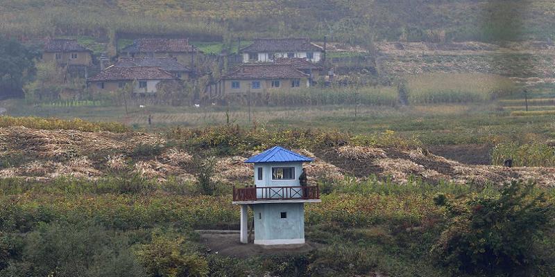 Aerial Borders Yalu Sniper