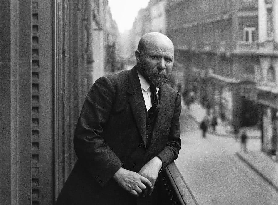 Albert Kahn In Paris