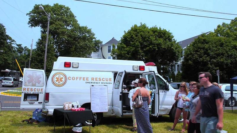 Coffee Culture Ambulance