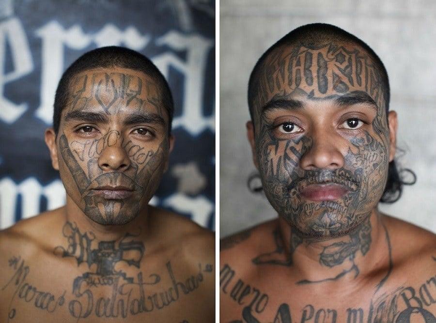 El Salvador Gang Members