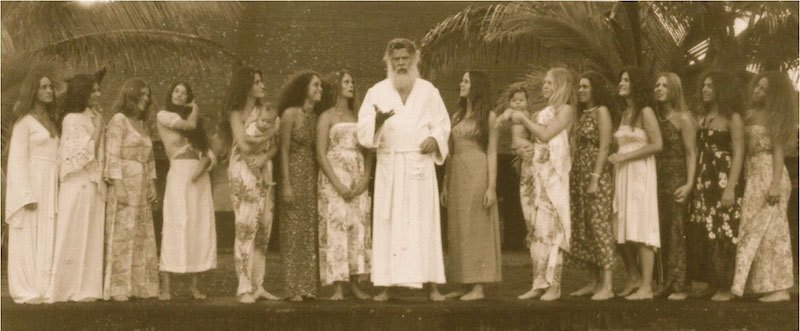 Father Yod 14 Wives