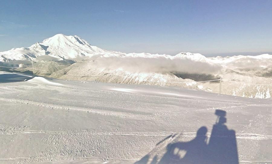 Google Street View Snow
