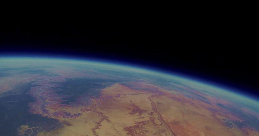 Gopro Earth From Space