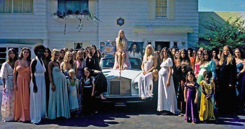 Hippie Commune Cult Source Family