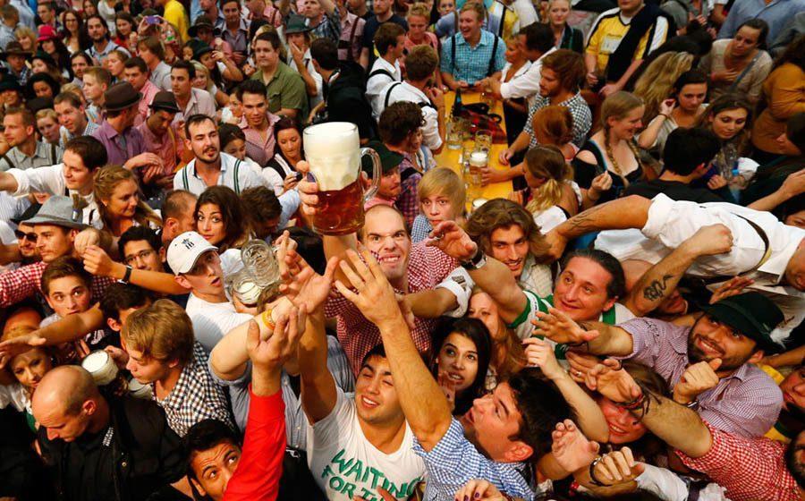 Historic Oktoberfest Celebration