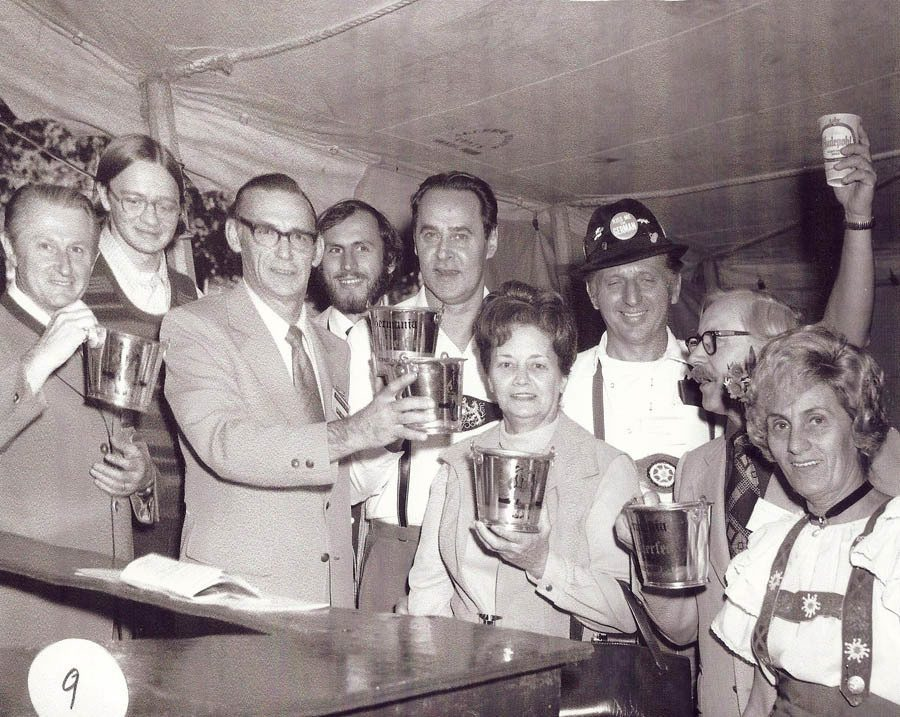 Historic Oktoberfest Early American
