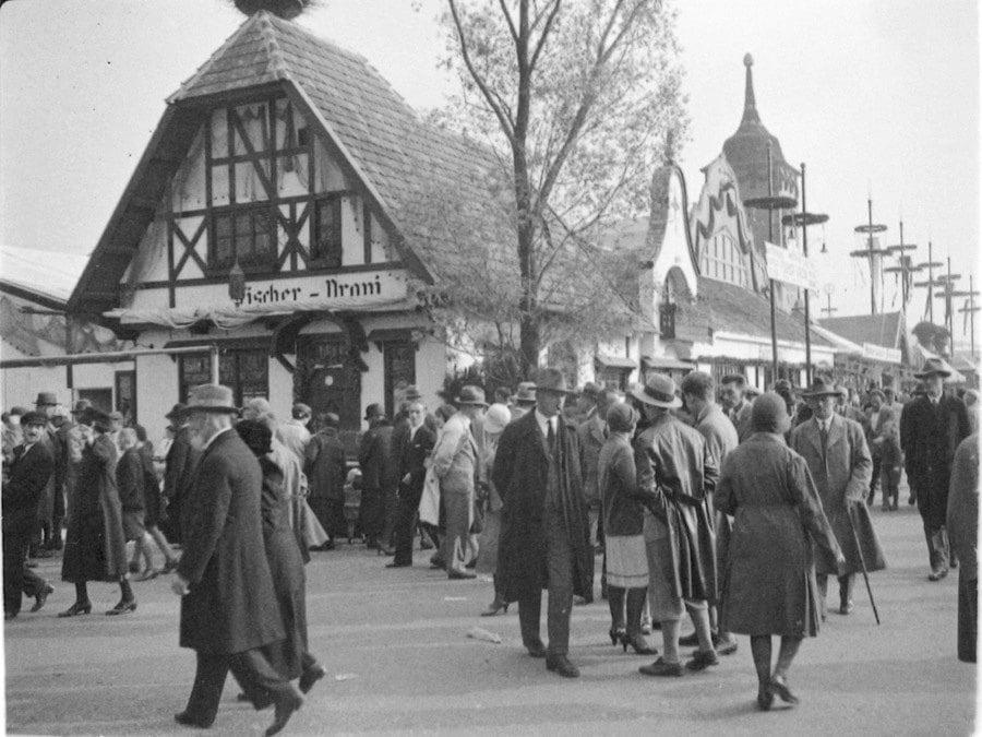 Historic Oktoberfest Historic Munich