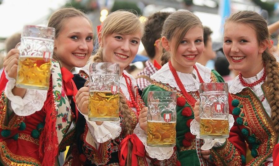 Historic Oktoberfest Traditional