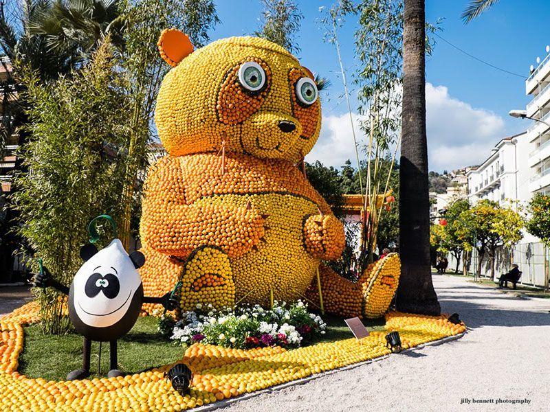 Menton Festival Bear