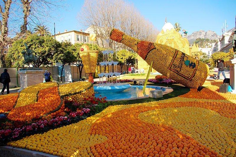 Lemon Festival Champagne
