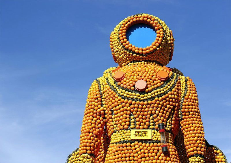 Lemon Festival Parade