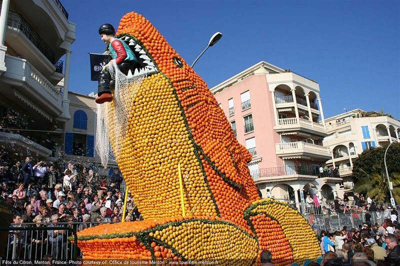 Lemon Festival Shark