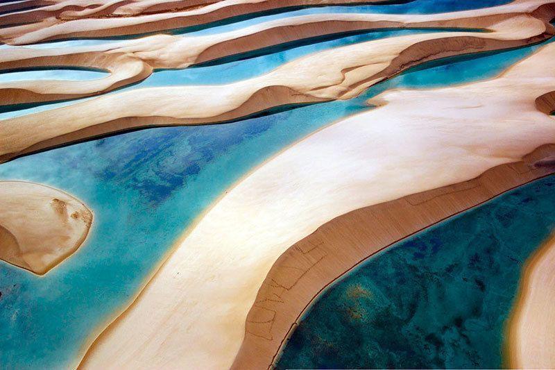 Flooded Sand Dunes