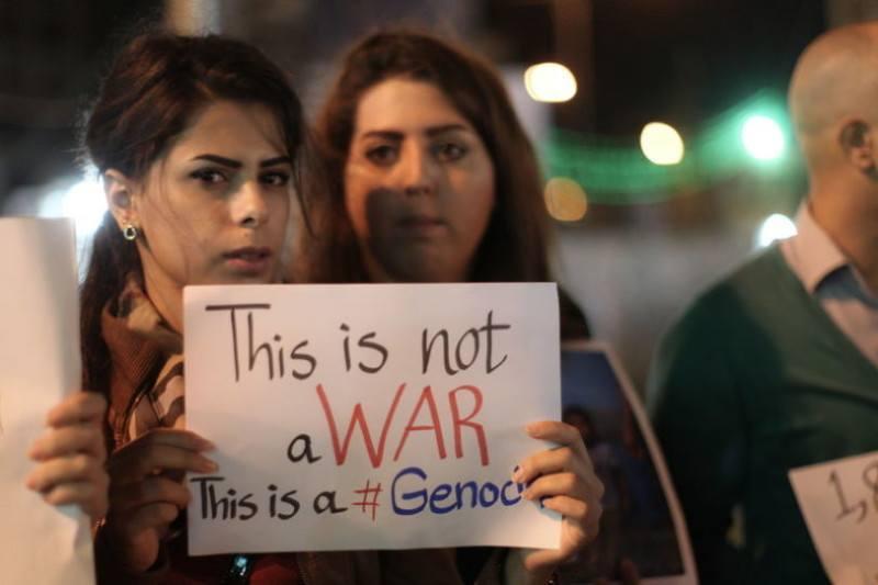 Occupied Palestine Genocide Not War
