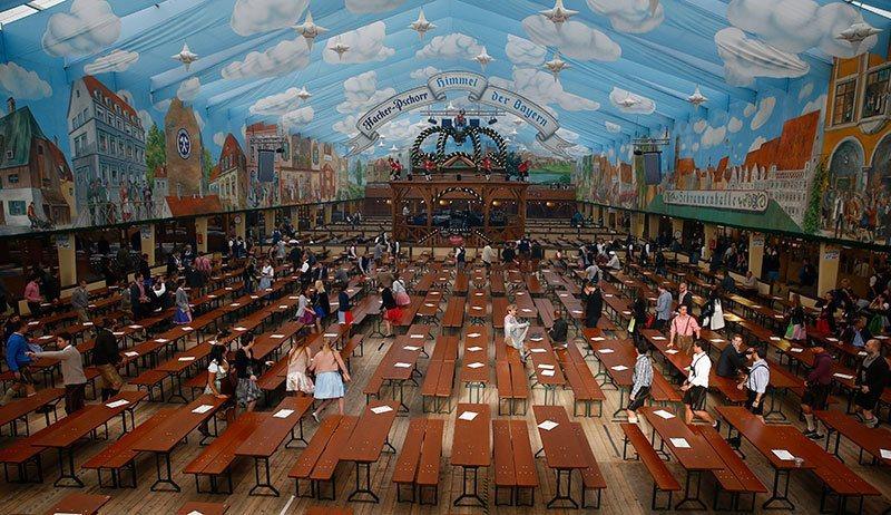 Oktoberfest 182 Tent