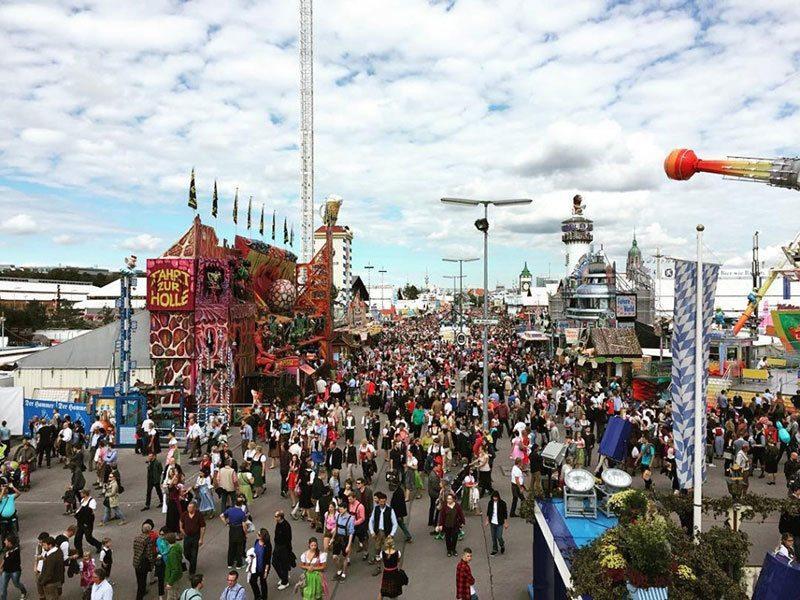Oktoberfest 2015 Festival