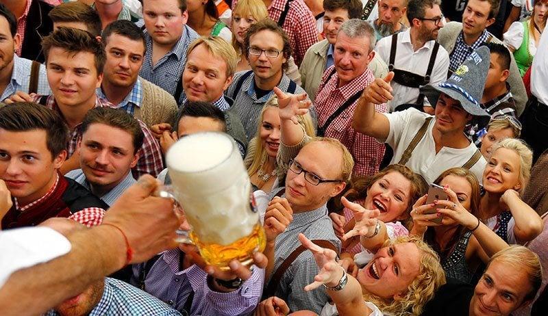 Oktoberfest Southern Germany