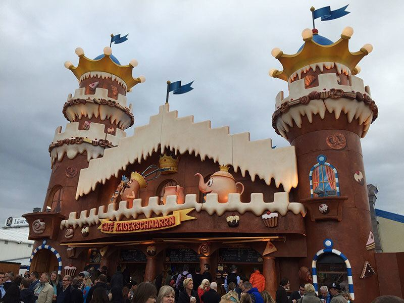 Oktoberfest 2015 Traditional