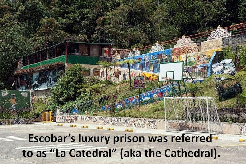 Escobar La Catedral