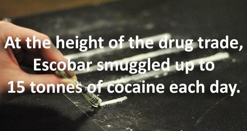 Cocaine Kingpin Escobar