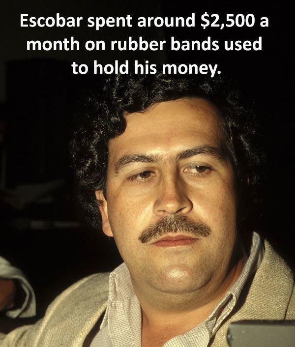 Pablo Escobar Colombian