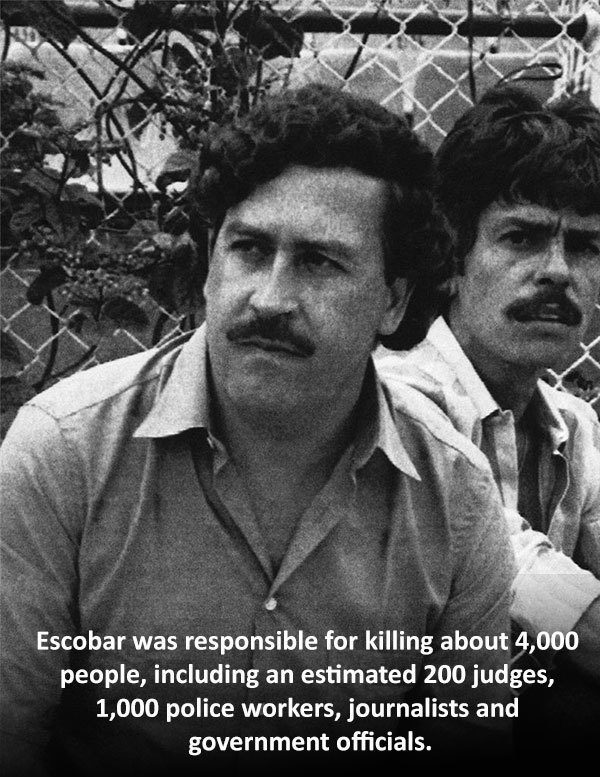 Escobar Facts Criminal