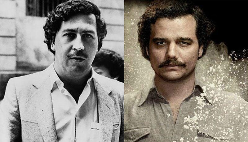 Afbeeldingsresultaat voor Pablo Escobar