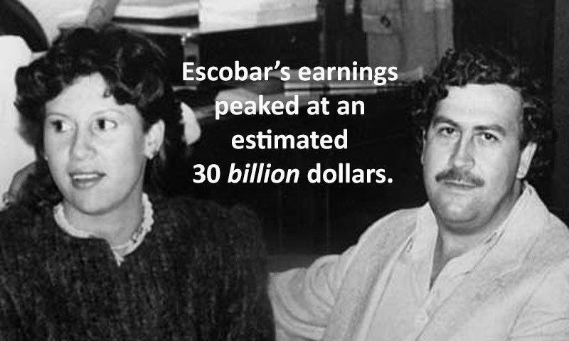Pablo Escobar's Wife