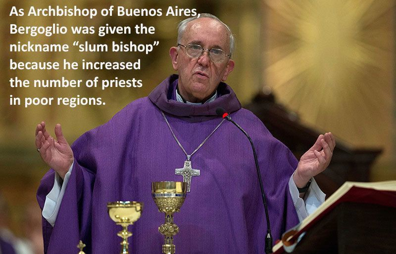 Pope Francis Archbishop