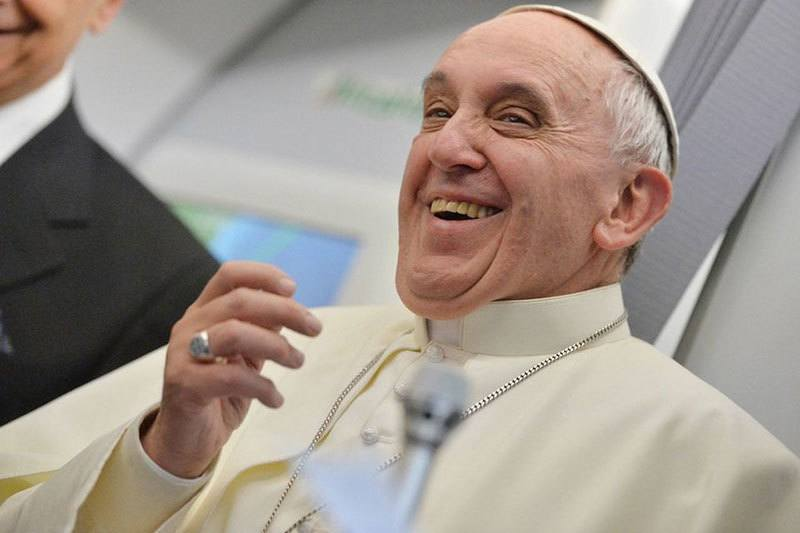 Pope Francis Facts Cheerful