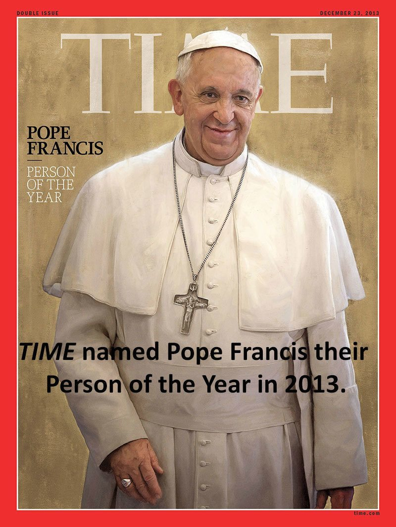 Pope Francis Time