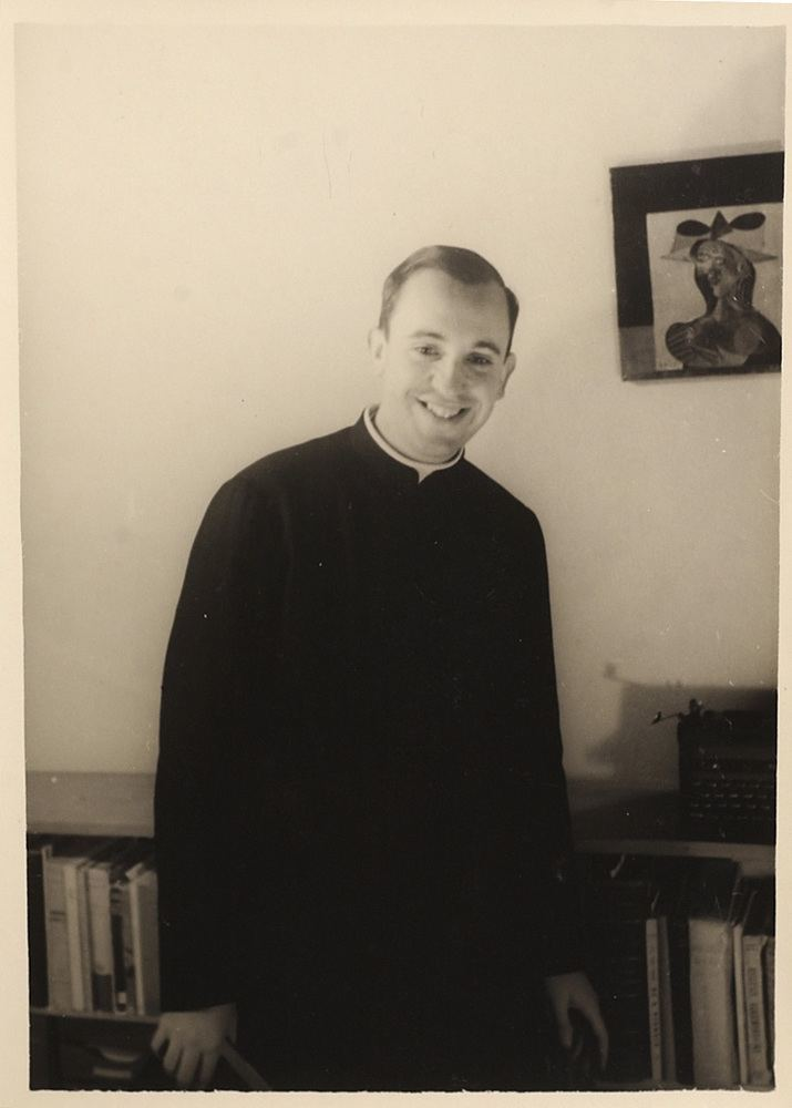 Young Pope Francis In Argentina