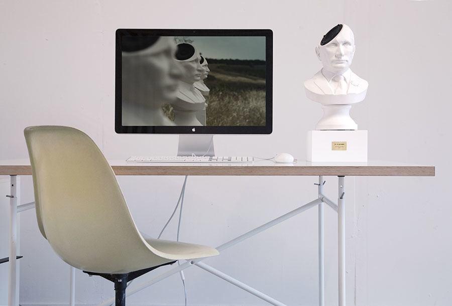 Sound Of Power Desk