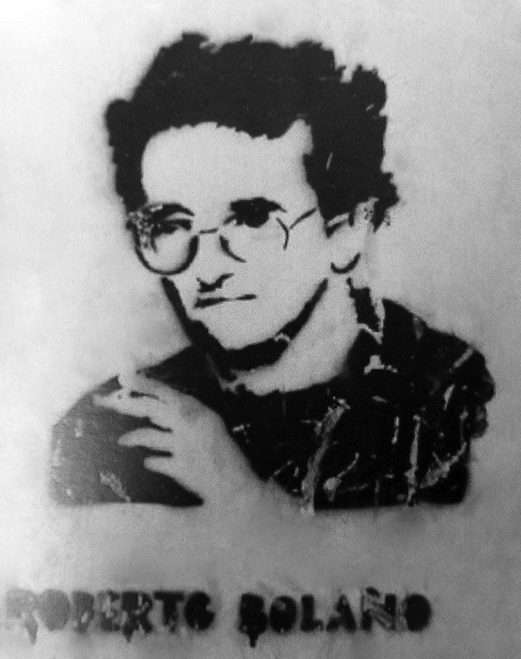 Spanish Writers Roberto Bolaño
