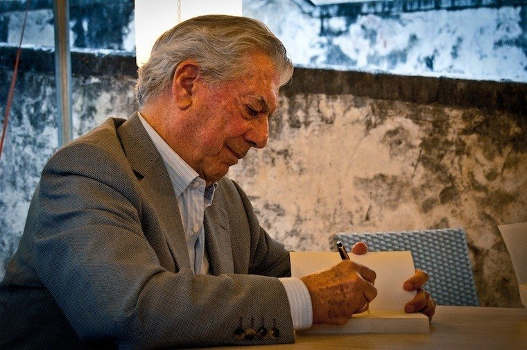 Spanish Writers Vargas Llosa