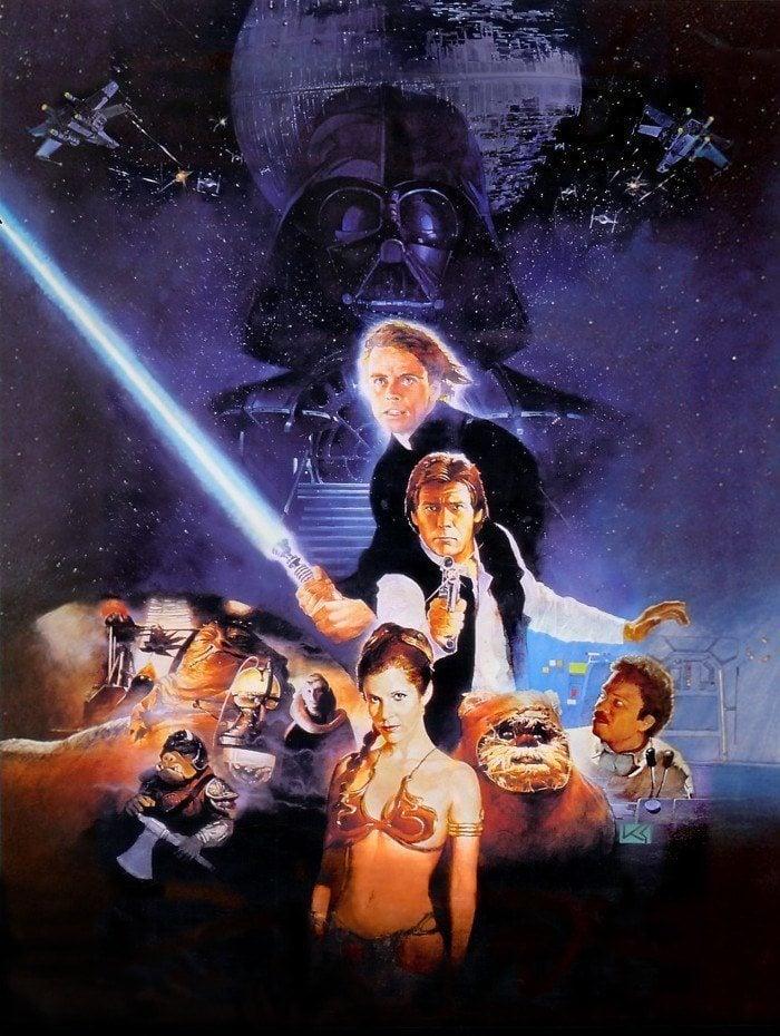 Star Wars Episode VI Return Of The Edi